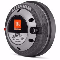 Driver Jbl Selenium D-450-ti-trio 600 Watts 300 Rms Titanio