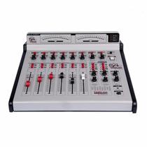 Consola Para Radio Mix 54 Plus 5 Canales Eagle Broadcast