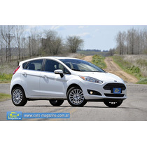 Plan Ovalo Ford Fiesta S Kinetic
