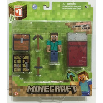 Minecraft Overworld Survival Pack Serie 1 Xml 16450