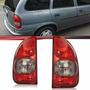 Faro Trasero Chevrolet Corsa Wagom 99 Hasta 2010