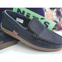 Zapatos Náuticos Marcel Cuero100% Oferta 34/40 Varón Nene