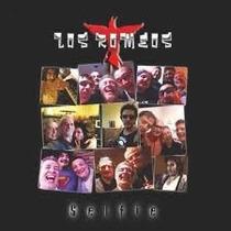 Los Romeos-selfie- Cd Nuevo Y Cerrado