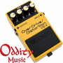 Boss Os2 Overdrive Distortion Pedal Efecto Guitarra - Cuotas