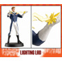 Dc Comic Aguilar Figura De Plomo Lighting Lad