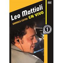 Leo Mattioli - Los Numero Uno - En Vivo - Grandes Exitos Dvd