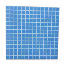 Ceramica Venecitas Pileta 33 Scop Aqua Blue Blanco 1 Calidad