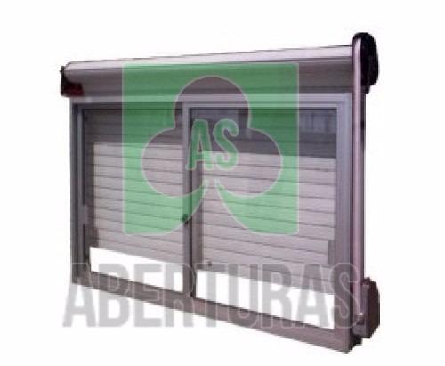 Ventana aluminio blanco 200x150 c guia y cortina 4mm 3460 for Cotizacion aluminio argentina