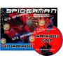 Kit Imprimible Candy Bar Golosinas De Spiderman Hombre Araña
