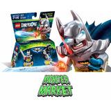 Nuevo Lego Dimensions Batman Excalibur 71344