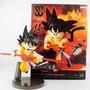 Figura Muñeco Goku Dragon Ball (15 Cm Aprox)
