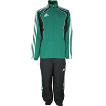 Conjunto Adidas Condivo Uefa Verde Negro Hombre Talle S Orig