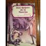 Libro Don Quijote De La Mancha - Cervantes - Tapa Dura