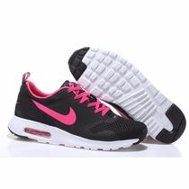 Nike Air Max Transit Black/pink Dama! Envios Oca