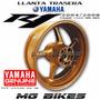 Llanta Trasera Yamaha R1 04 14 Fazer 1000 Original Mg Bikes