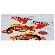 Calco Kit Completo Kawasaki Kaze R Mod 2005