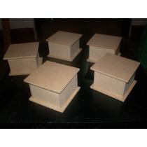 Cajas De Fobrofacil De 6x6x4 , El Pack De (20 Unidades)