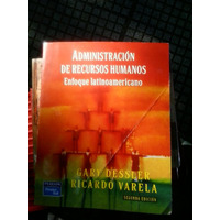 Administración D Recurso Humanos Enfoque Latinoam.,dessler