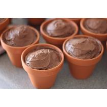 Molde 12 Cupcakes Maceta Barro Souvenier Fabrica Local Once