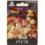 Dragon Ball Z: Battle Of Z Ps3 Batalla De Los Dioses Ps3