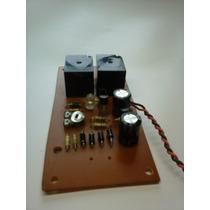 Circuito De Proteccion Para Bafles Y Amplificador