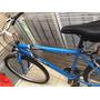 Bicicleta Mountain Bike Rodado 21 Discos Shimano Casi Nueva