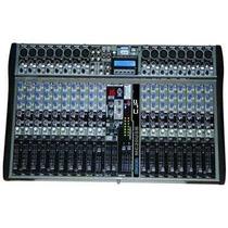 Mixer Moon Mc20 Consola 20 Canales Con Usb Super Oferta Cjf