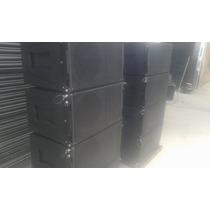 Linea Array 112 Caja Vacia (el Sonidero )