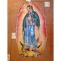 Imagen En Tela Para Colgar 90x48 Virgen Guadalupe Tattoo !!!