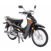Kit Plasticos Honda Wave M/n Negro Sin Calcos 13 Piezas