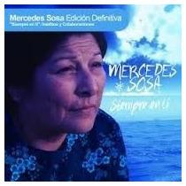 Mercedes Sosa - Siempre En Ti - Vol. 3 - Cd