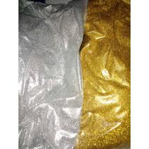 Brillo Gibre Artesanias Colores + Brillantes 1 Bolsax 250grs