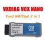 Scanner Vxdiag Vxdiag Nano Gds2 Y Tis2web Para Gm / Opel