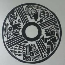 Diseño Inca De 60 X 60 Cm Vinilo Adhesivo Decorativos