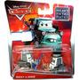 Rocky & Eddie ! Cars. Original Mattel -minijuegosnet