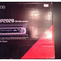 Stereo Kenwood, Kdc-mp2028. Radio,mp3,cd,aux. Nuevo,original