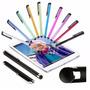 Lapiz Optico Universal Tablet Celular Stylus Colores Nuevo