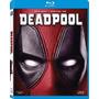 Blu Ray + Dvd + Hd Deadpool Nuevo Sellado Sin Abrir