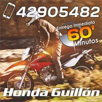 Honda Xr 150 L Entrega En 60 Min Honda Guillon