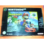 Mario Kart - Pal Version - N64 Completo - 1-4 Players