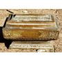 Urna Cineraria / Cenizas - Año 1940 - Bronce 8 Kg Aprox