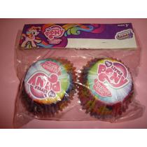 Pirotines Cupcackes Ponys, Minnie, Tinkerbel,