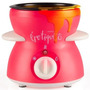 Mini Fondue Electrica De Chocolate O Miel 25w! 250ml C/ Gtia