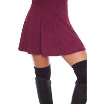 Falda Mujer 47 Street Soft Oficial