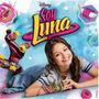 Remeras Niñas - Estampada Soy Luna - Excelente Calidad!!!!