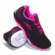 Zapatillas Olympikus Modelo Damas Active Running Line