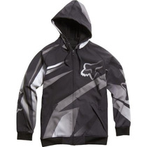 Campera Canguro Fox Racing Bionic Enterprize L Y Xl
