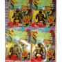 Antiguos Muñecos De Las Tortugas Ninjas,nuevo Y S/uso. 80/90