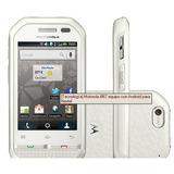 Celular Nextel I867 Blanco White Usado Android 2.1 Libre