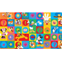 Alfombra Antigolpes Goma Eva Mickey Mouse 2x120cm- Childrens